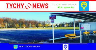 MOSiR Tychy rozpoczął budowę trzech sezonowych lodowisk.