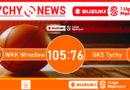 Suzuki 1 liga : WKK Wrocław – GKS Tychy 105:76