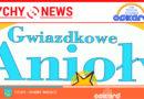 """Konkurs plastyczny """"Gwiazdkowe Anioły""""."""