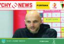 Konferencja prasowa po meczu ŁKS Łódź – GKS Tychy [wideo]