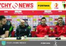 Konferencja prasowa przed rundą wiosenną Fortuna 1 ligi.