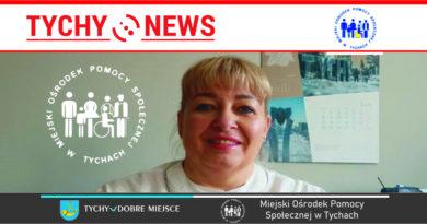Iwona Rogalska nowym dyrektorem Miejskiego Ośrodka Pomocy Społecznej w Tychach.