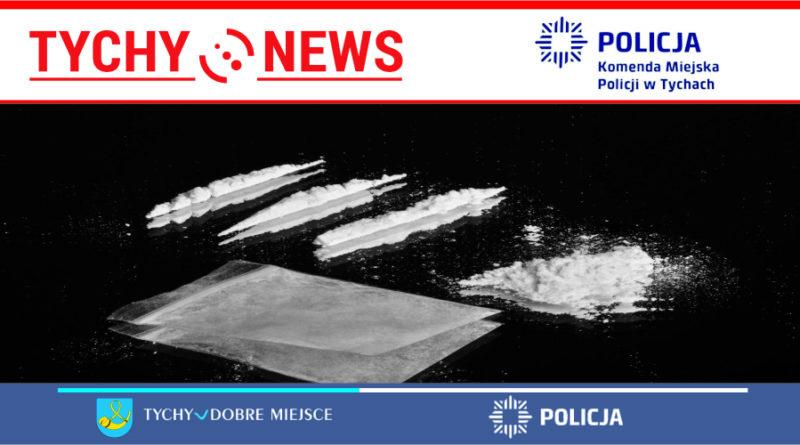 Tyscy kryminalni przejęli ponad tysiąc działek amfetaminy.