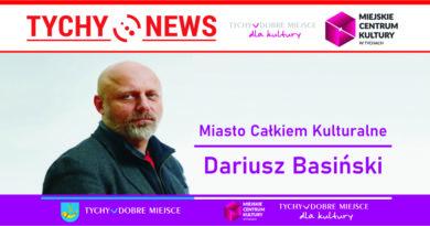 Miasto Całkiem Kulturalne – Wywiad online z Dariuszem Basińskim.
