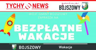 Wakacje w Gminie Bojszowy.
