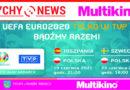 Zobacz mecze Polaków na dużym ekranie w tyskim Multikinie.