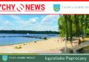 20 czerwca otwarcie kąpieliska w Paprocanach.