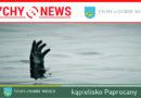 23-letni mężczyzna utopił się wczoraj w Jeziorze Paprocańskim.