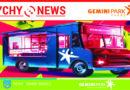 Zlot Food Trucków w Gemini Park Tychy.
