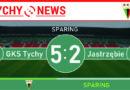 Wygrana tyszan w ostatnim meczu kontrolnym przed startem sezonu Fortuna 1 Ligi.
