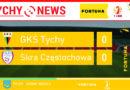 Fortuna 1 liga : GKS Tychy – Skra Częstochowa 0:0