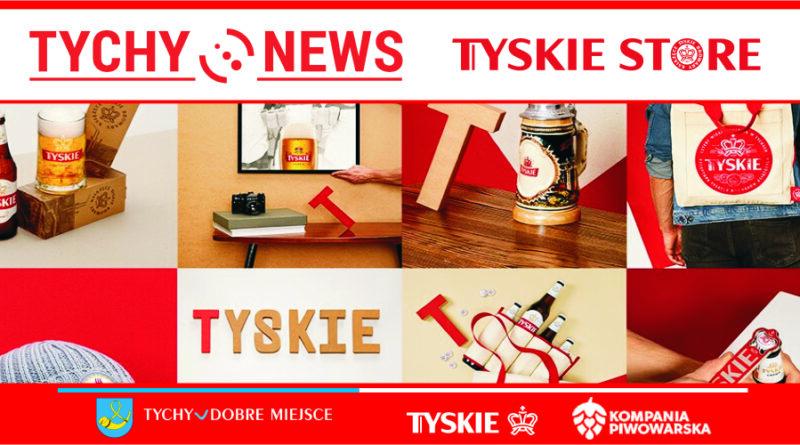 Tyskie Store – nowym sklepie online marki Tyskie.