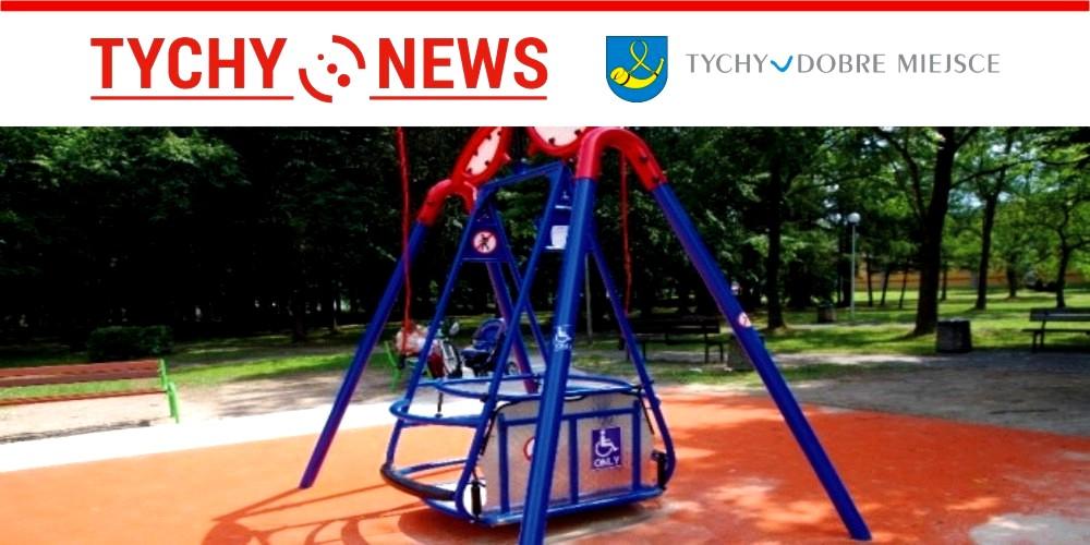 Bardzo dobra huśtawka dla dzieci niepełnosprawnych – Tychy News PQ61
