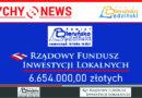 6.654.000,00 złotych na inwestycje dla powiatu bieruńsko-lędzińskiego.