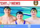 Tyszanie na Mistrzostwach Polski Seniorów i Młodzieżowców w pływaniu.