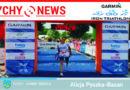 Alicja Pyszka-Bazan wygrywa Garmin Iron Triathlon Elbląg 2021 na dystansie 1/4 IM.