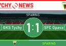 Sparing : GKS Tychy – Slezský FC Opava 1:1