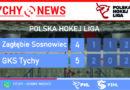 Tyscy hokeiści wygrywają po karnych w Sosnowcu.