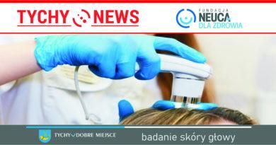 Bezpłatne badanie trychologiczne skóry głowy w Tychach.