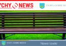 Będą nowe ławki na Sublach, przy ulicy Dębowej i w Parku Niedźwiadków.