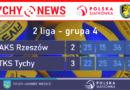2 liga siatkarzy : TKS Tychy – AKS Rzeszów 3:2