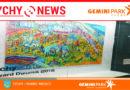 W Gemini Park Tychy pokazują nieznane dzieło Edwarda Dwurnika oraz 27 prac młodych artystów.