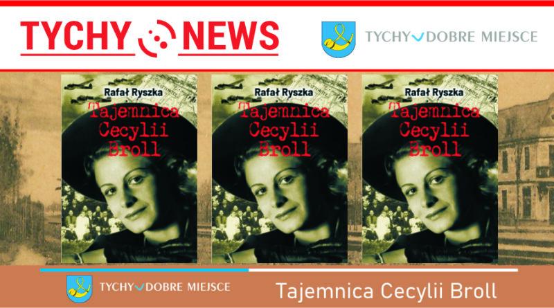 """Dawne Tychy w kryminale """"Tajemnica Cecylii Broll""""."""