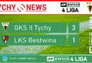 Kolejne zwycięstwo tyskich rezerw : GKS II Tychy – LKS Bestwina 3:1